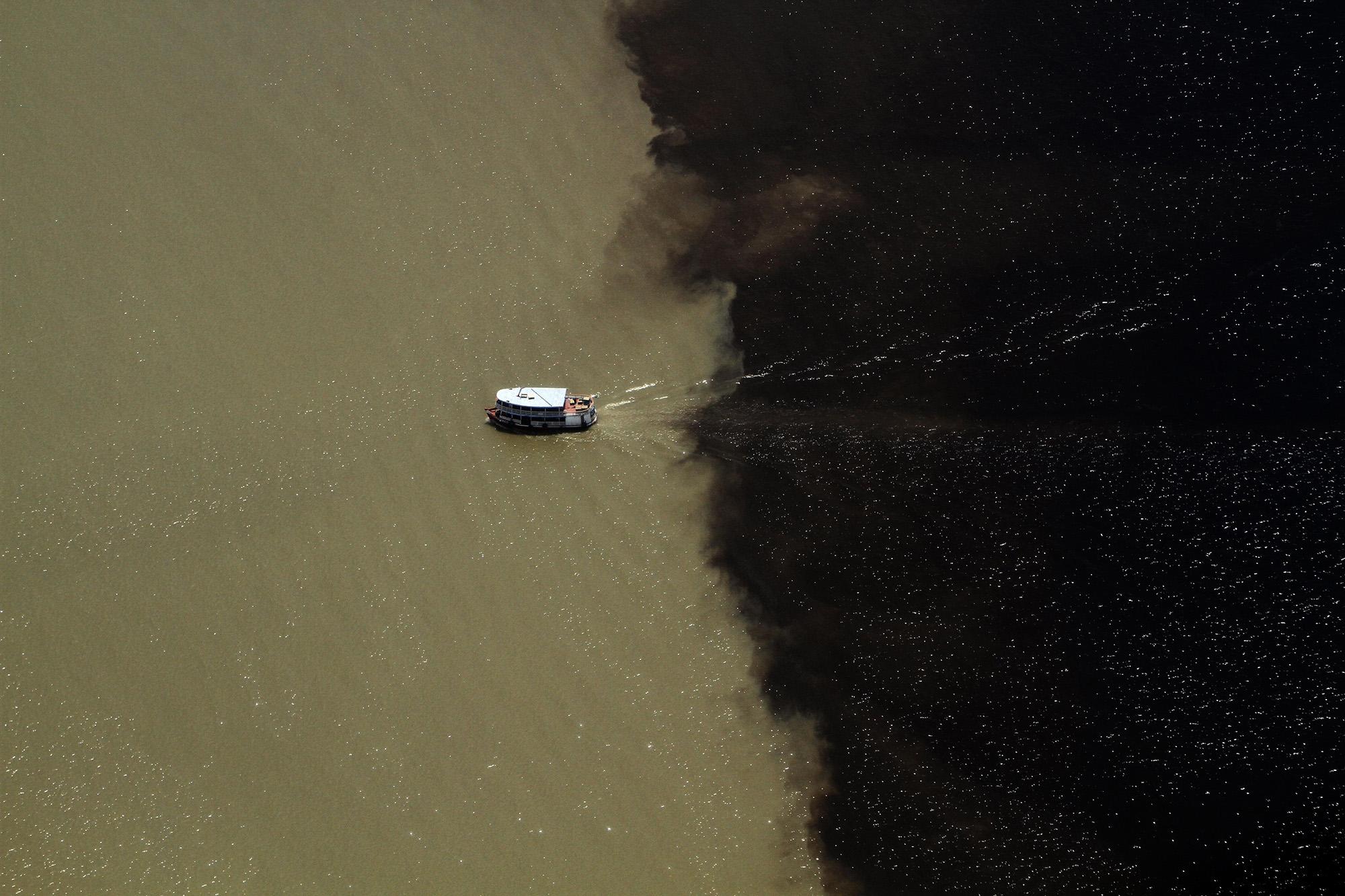 Iphan concede Licença Prévia ao Porto das Lajes no Encontro das Águas, em Manaus