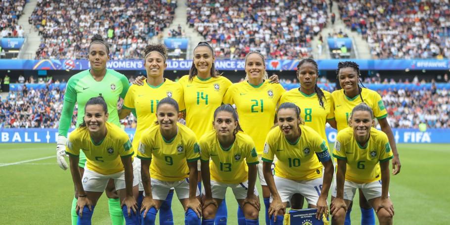 Seleção feminina sai do Mundial deixando legado às futuras gerações de jogadoras