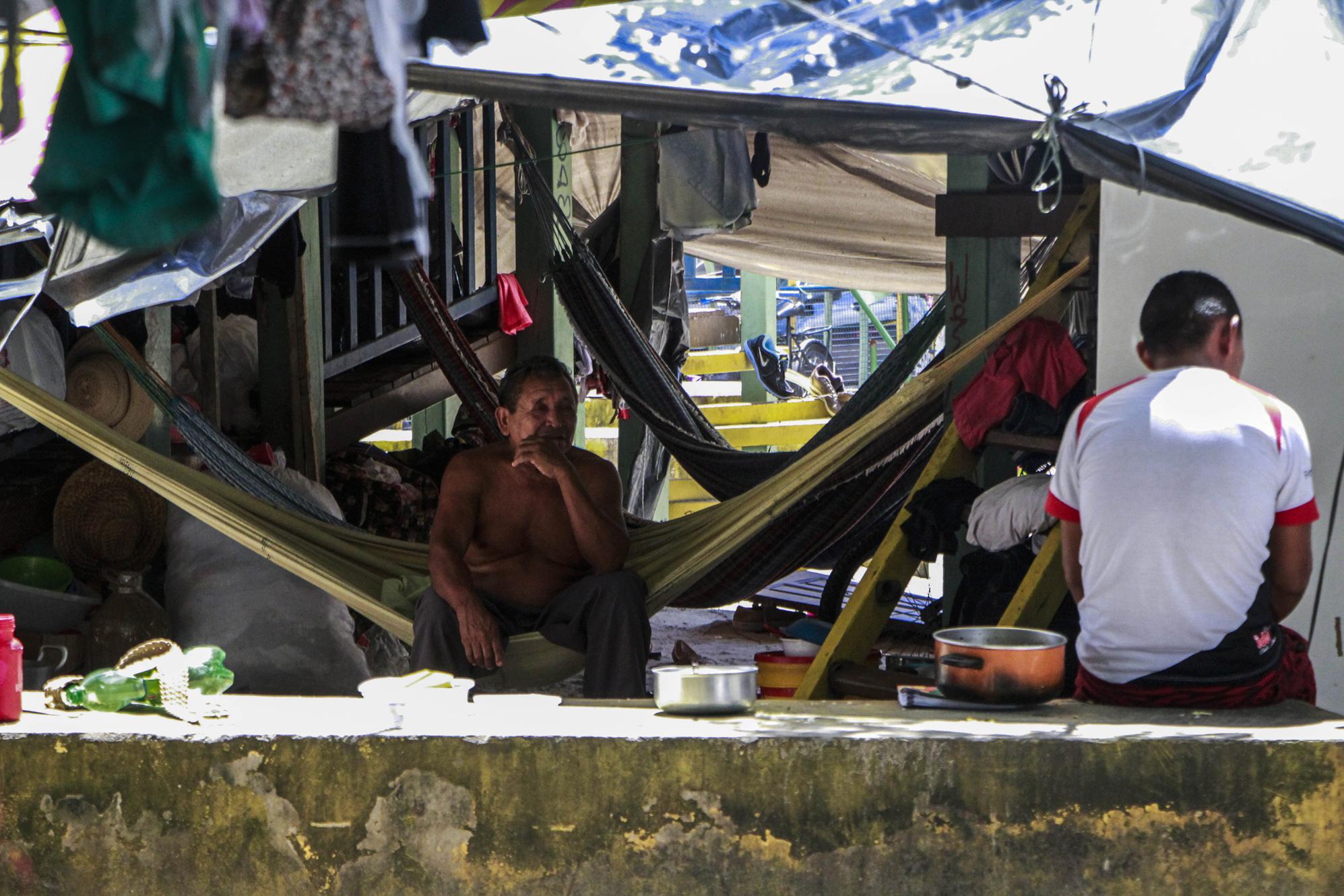 A segunda luta por sobrevivência dos indígenas Warao
