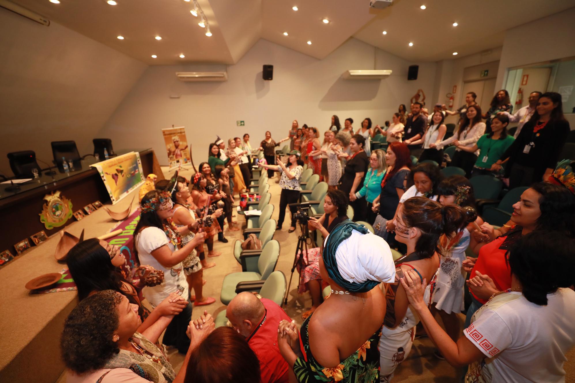 Tereza de Benguela e a invisibilidade das mulheres negras e indígenas na política amazonense