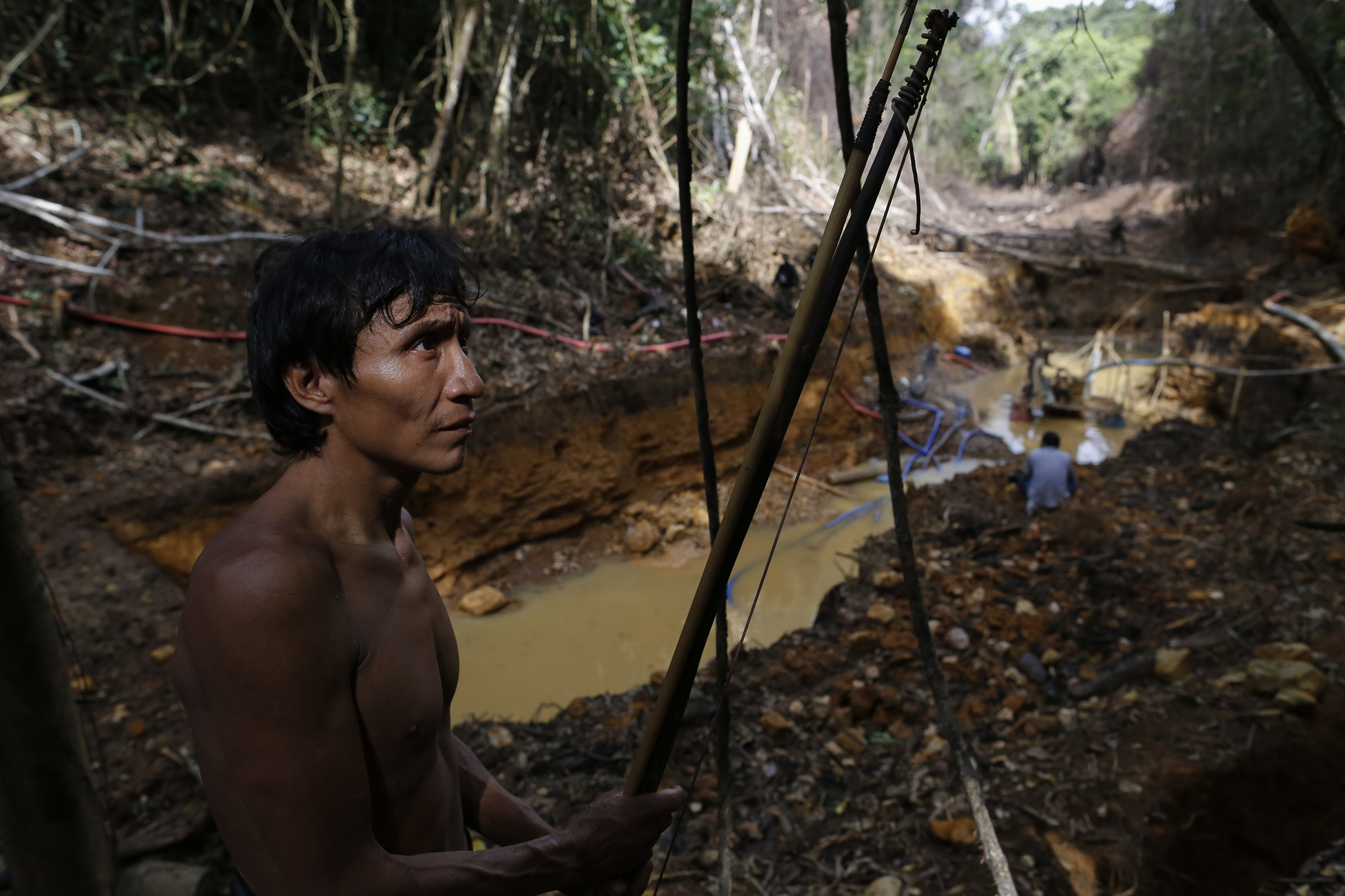 Ministério da Saúde registra primeiro caso de Covid-19 em Yanomami