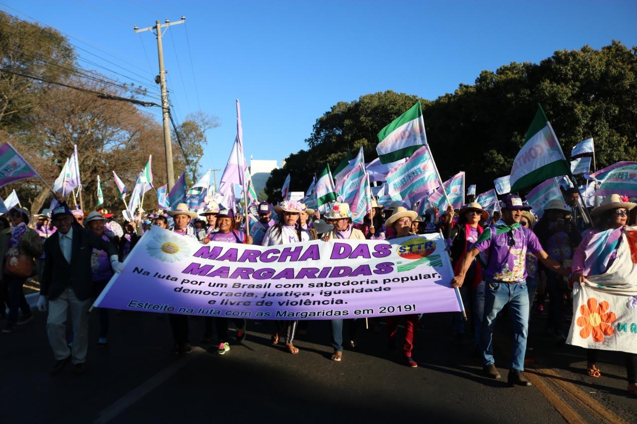 """Vozes que Não se Calam – """"No campo a cultura é patriarcal"""", diz Maria de Lourdes do Nascimento"""