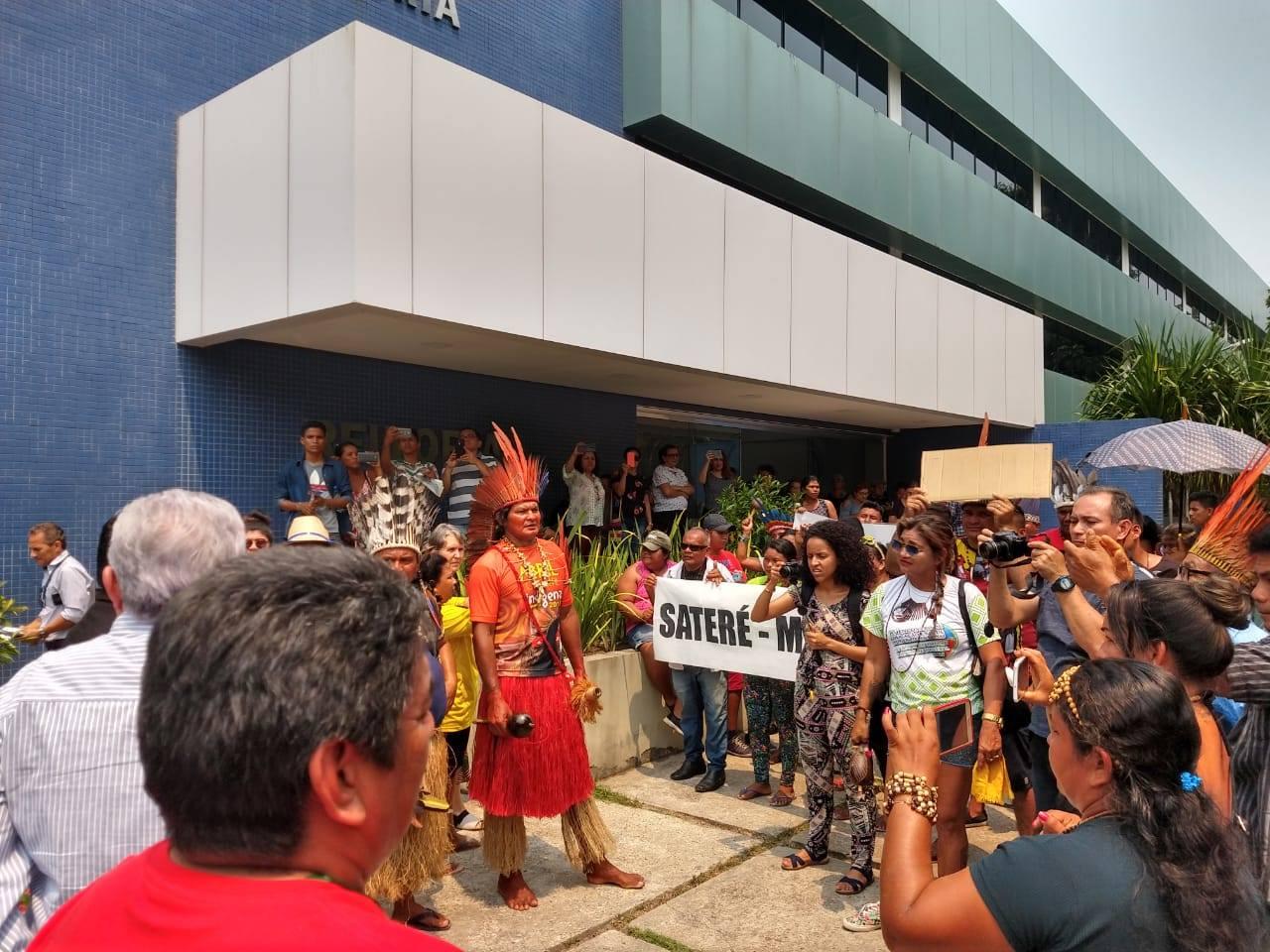 Aleam corta R$ 65 milhões do orçamento destinado aos indígenas do Amazonas