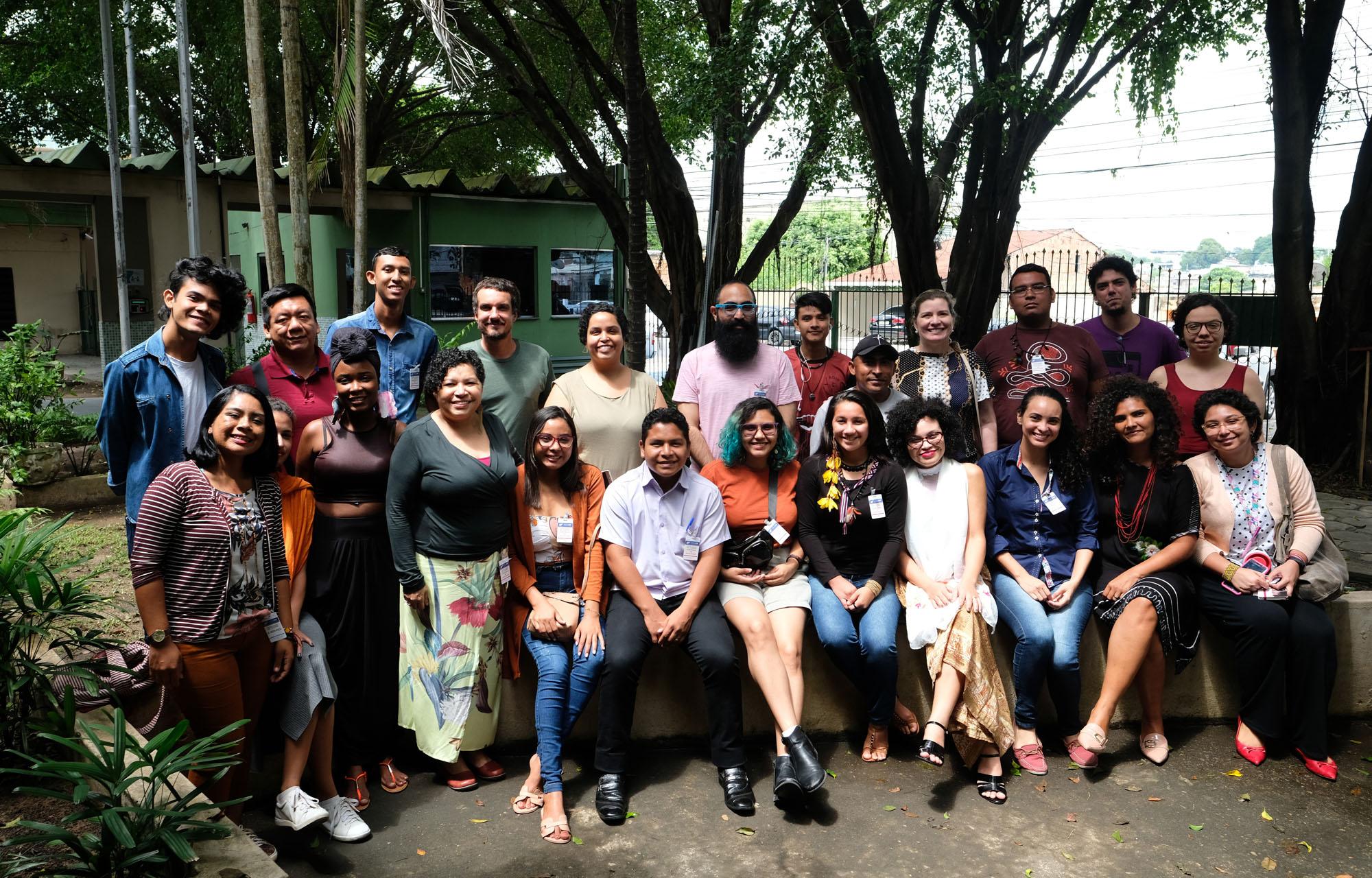 Artigo 19 realiza encontro sobre internet, direitos e comunicação, em Manaus