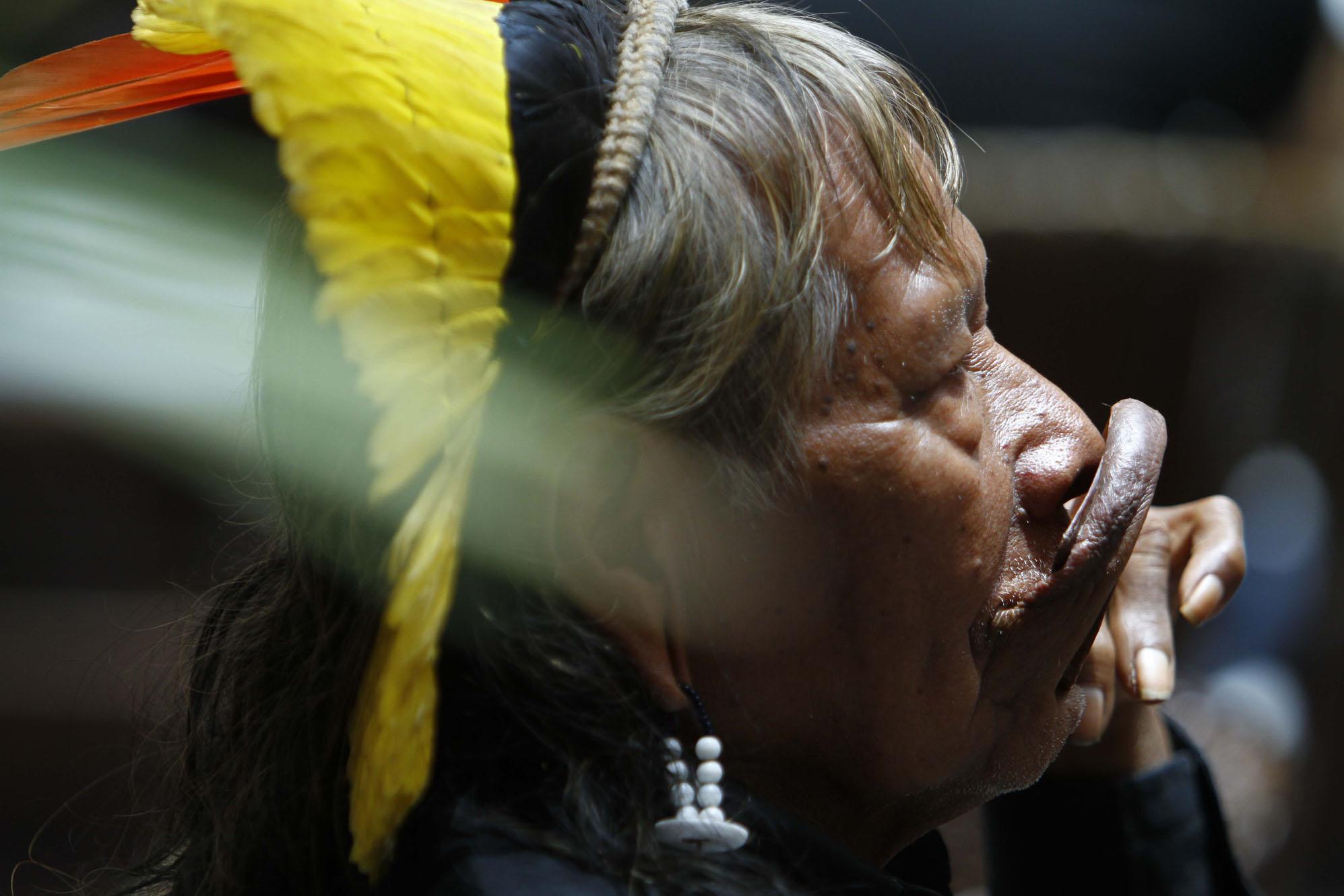 Lideranças indígenas torcem para Raoni ganhar o Nobel da Paz