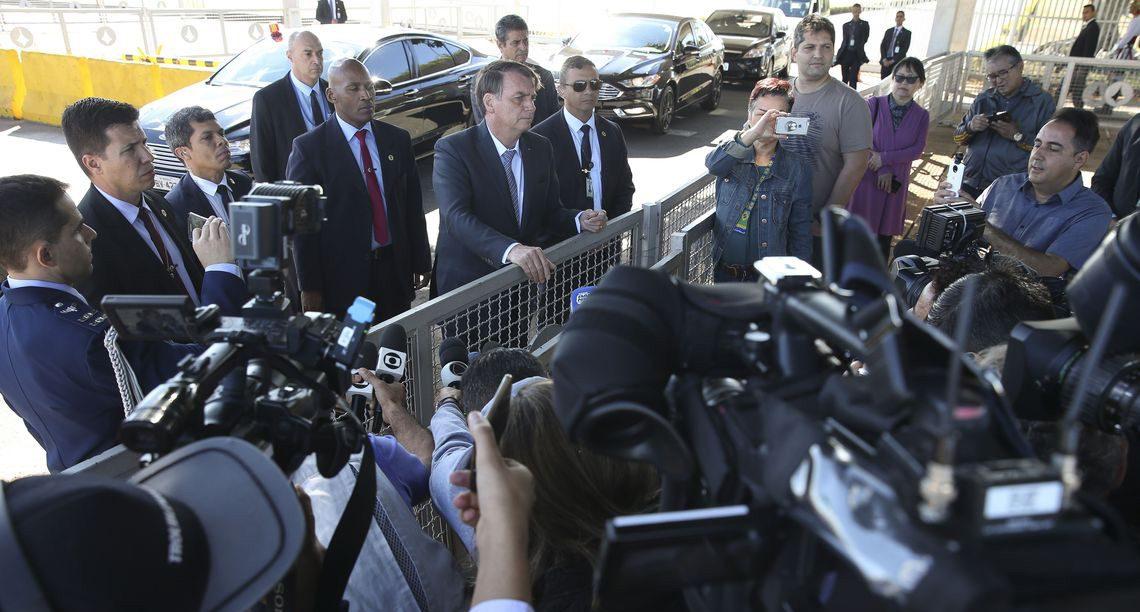 Bolsonaro fez 99 ataques à imprensa, diz Fenaj