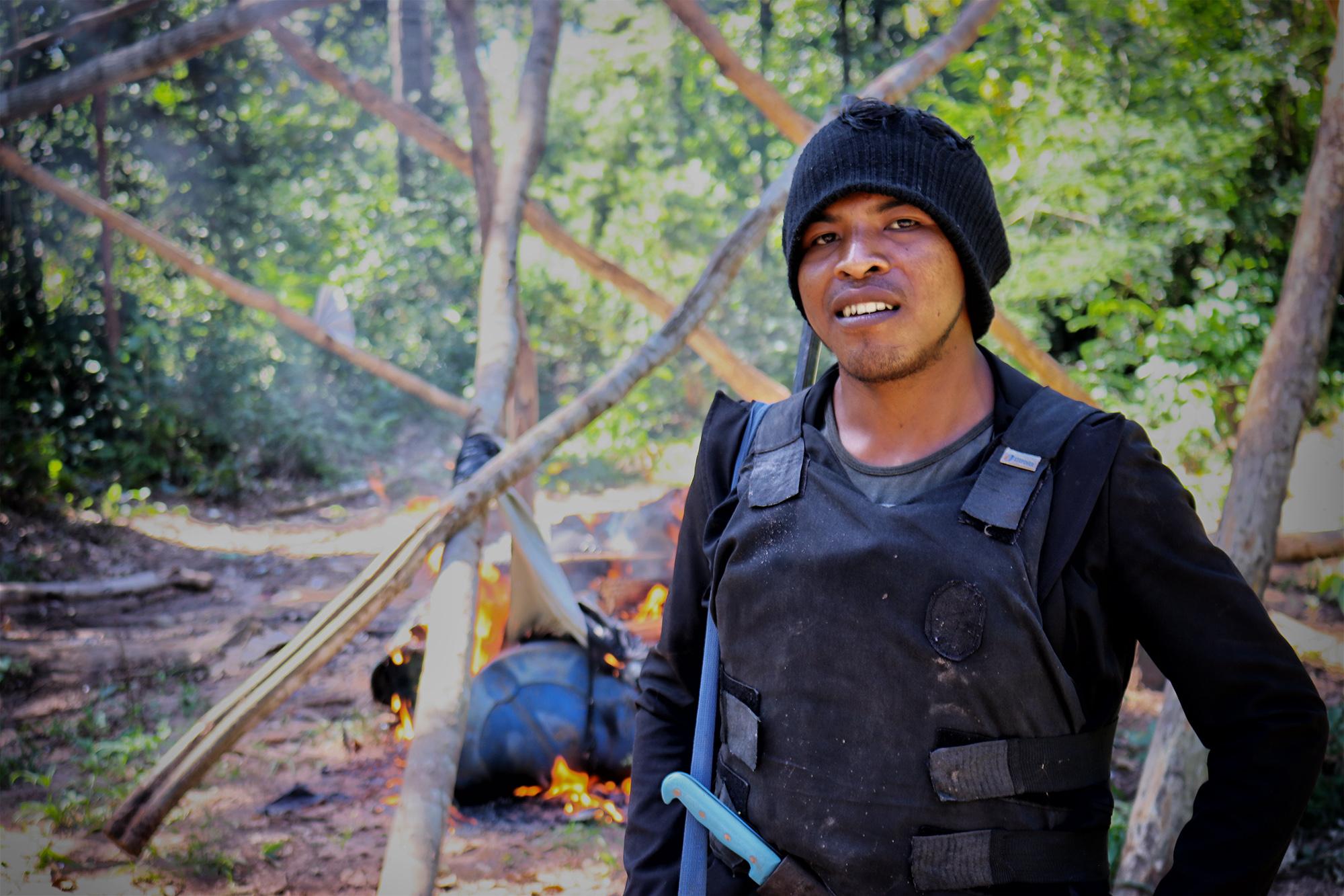 Moro recebeu pedido de proteção aos Guardiões da Floresta antes da morte de Paulo Guajajara
