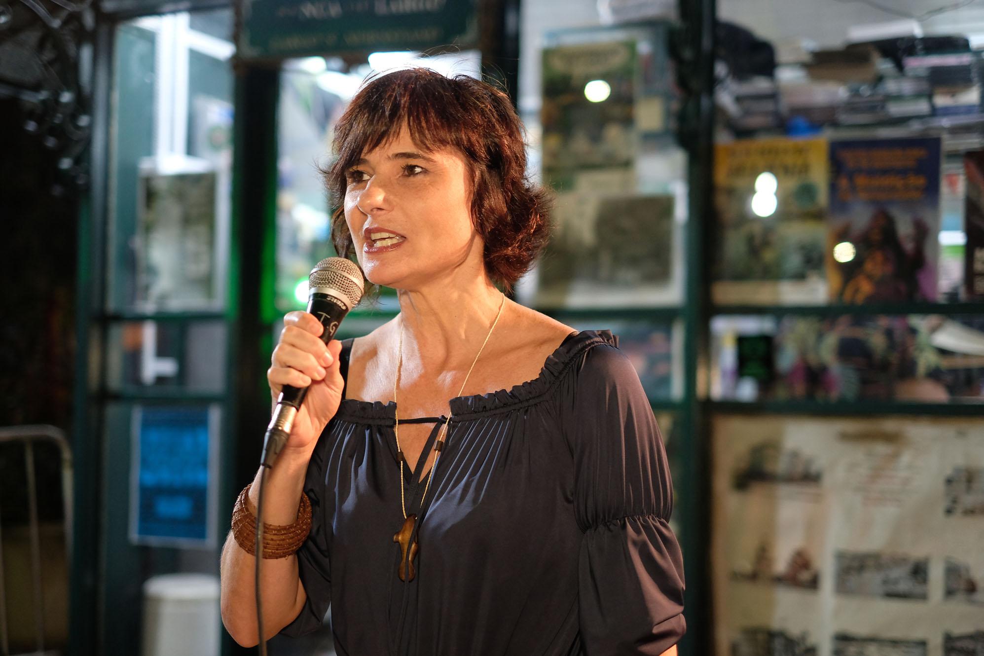 Eliane Brum e o Brasil construtor de ruínas