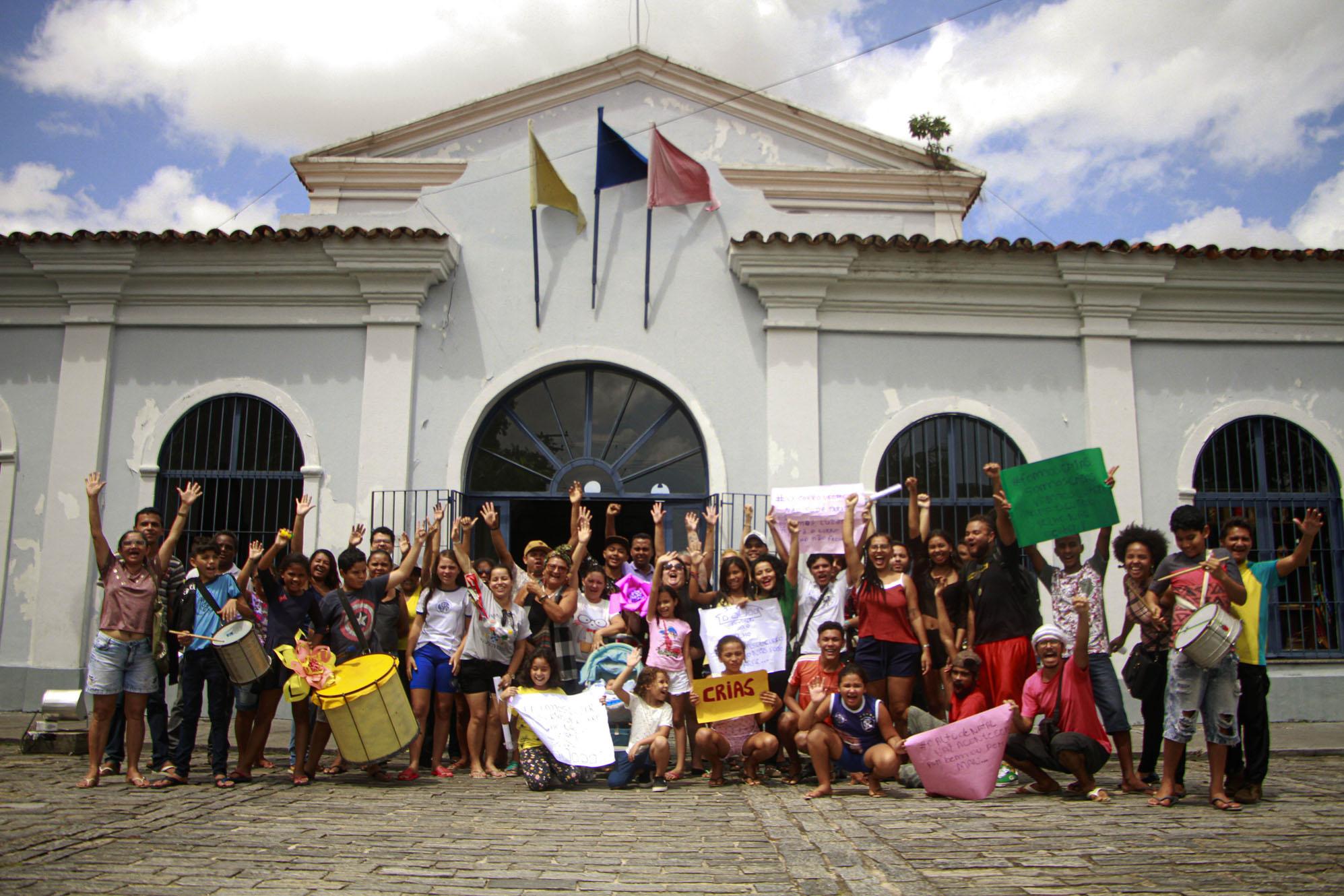 Após levante popular, moradores da periferia de Belém terão Auto de Natal no Curro Velho