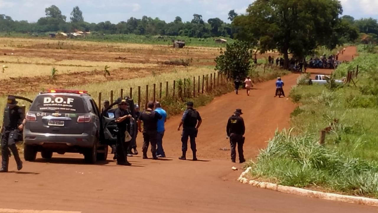 MPF acompanha investigação sobre ataques aos Guarani-Kaiowá, em Dourados (MS)