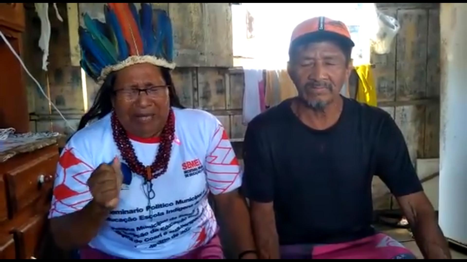 Cacica Miranha diz que Funai foi alertada sobre conflito que resultou em três mortes em Coari (AM)