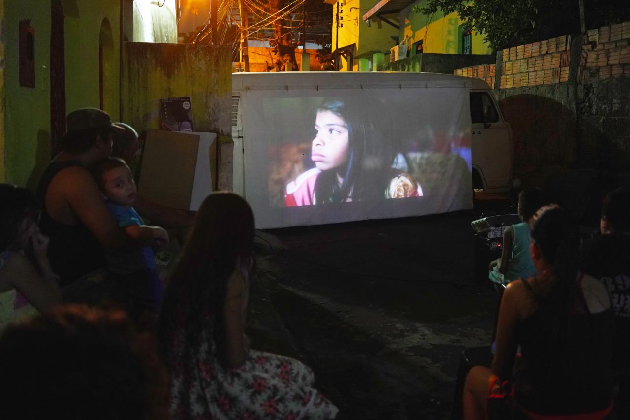 Projeto Tururu Cine exibe filme sobre refugiados em Manaus