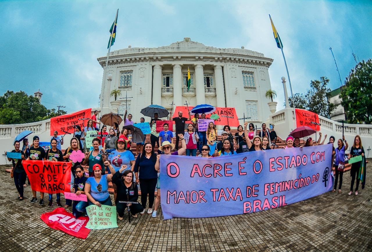 Impunidade, descaso e injustiça refletem na alta do feminicídio na Amazônia Legal