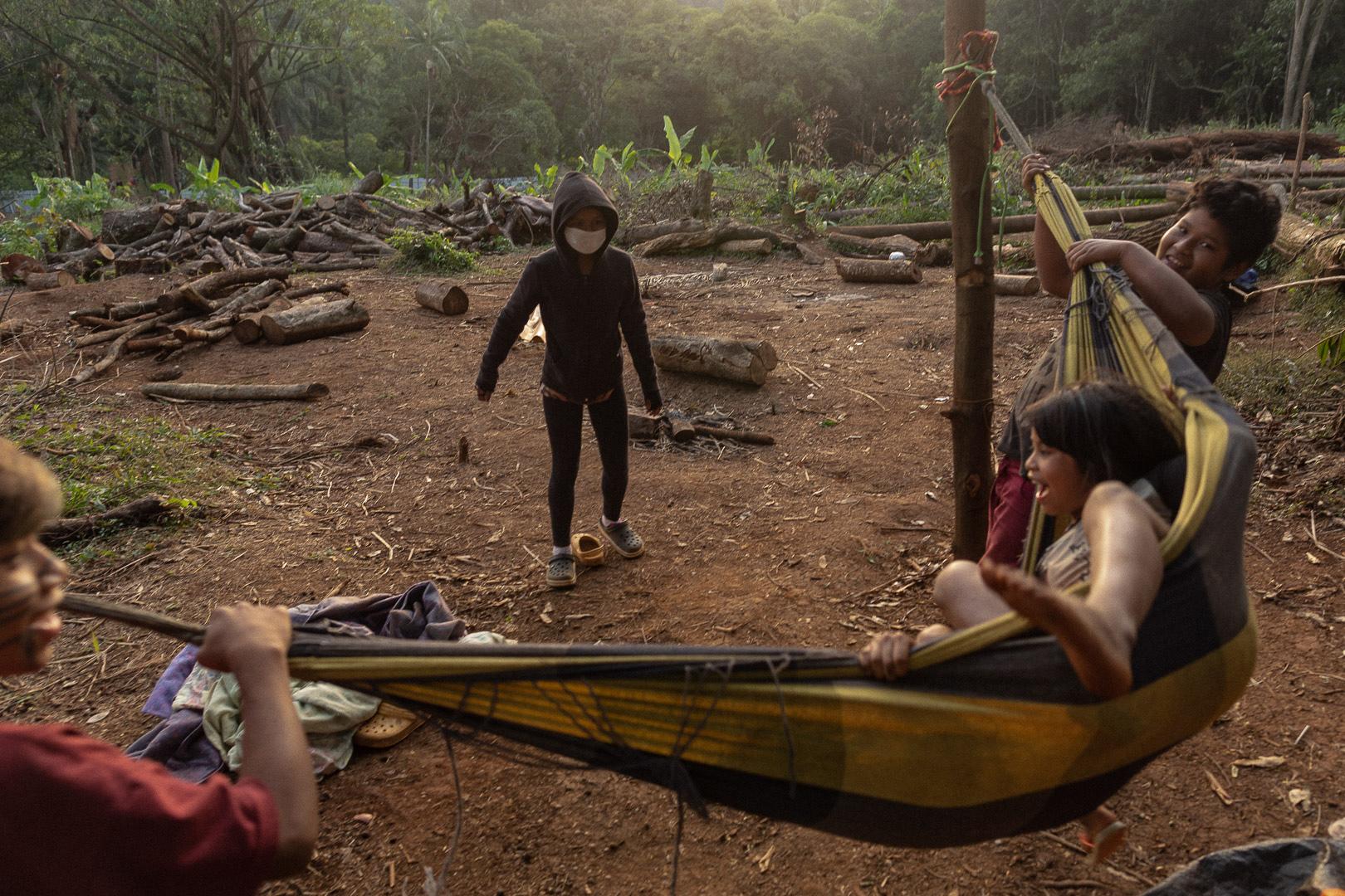 Proteger os povos indígenas da COVID-19
