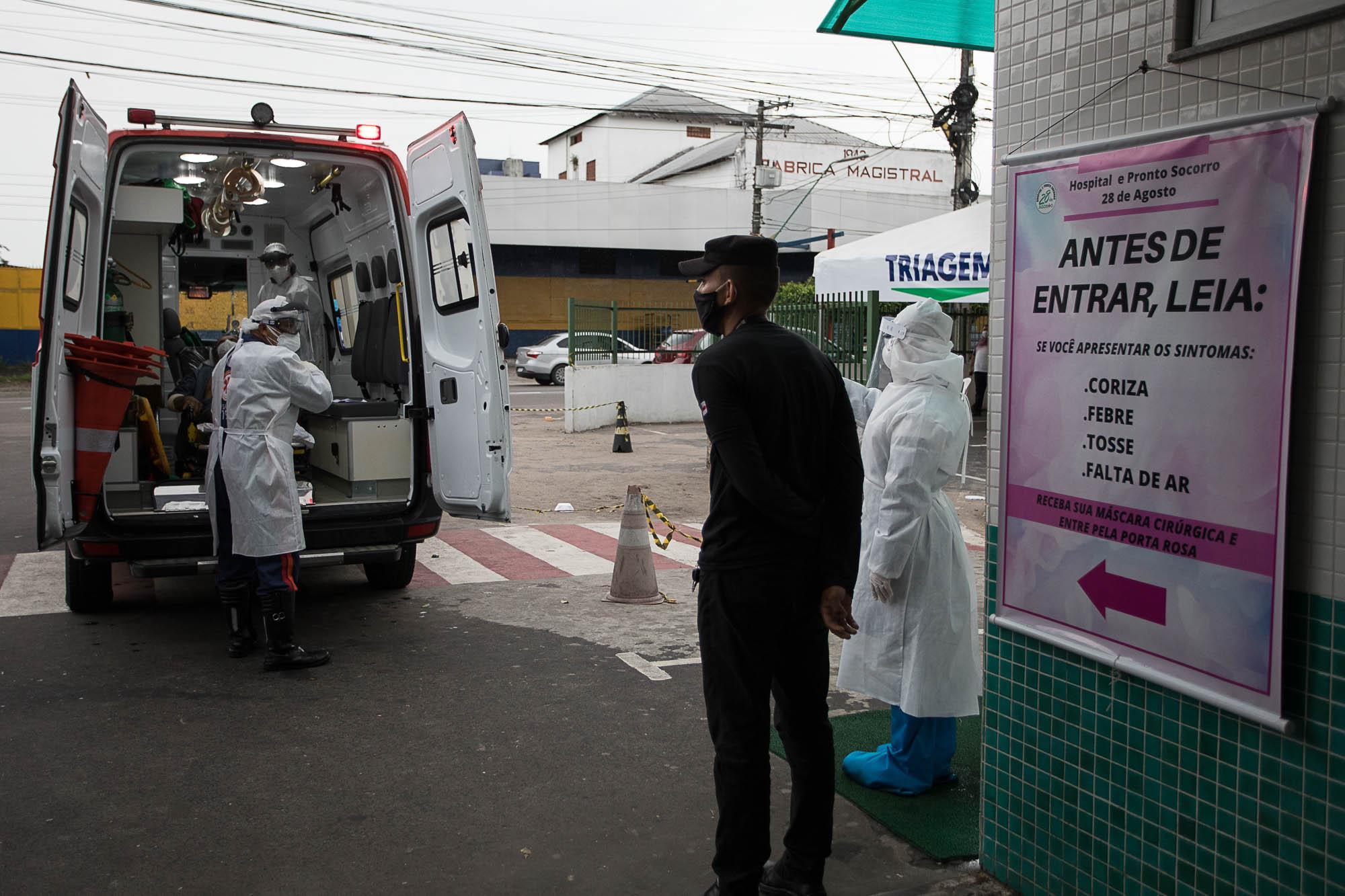 Coronavírus: Pesquisadores alertam para incidência dos casos e falta de UTI no interior do Amazonas