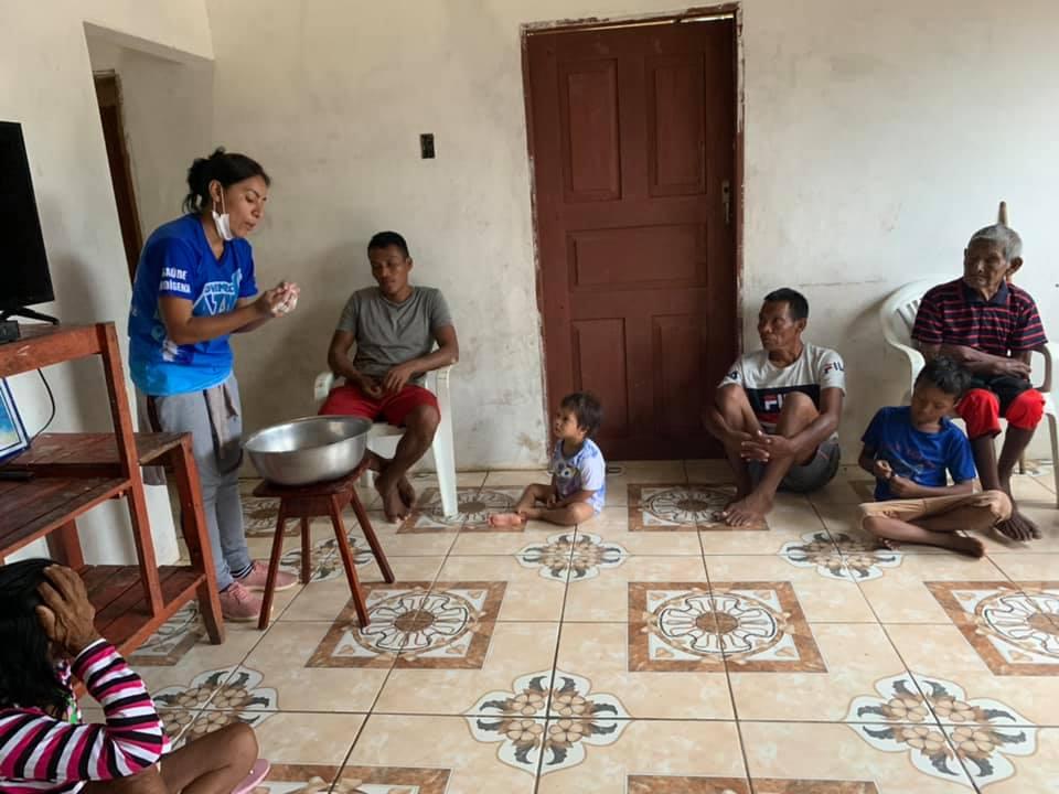 Faltam água e sabão para povos indígenas combaterem coronavírus