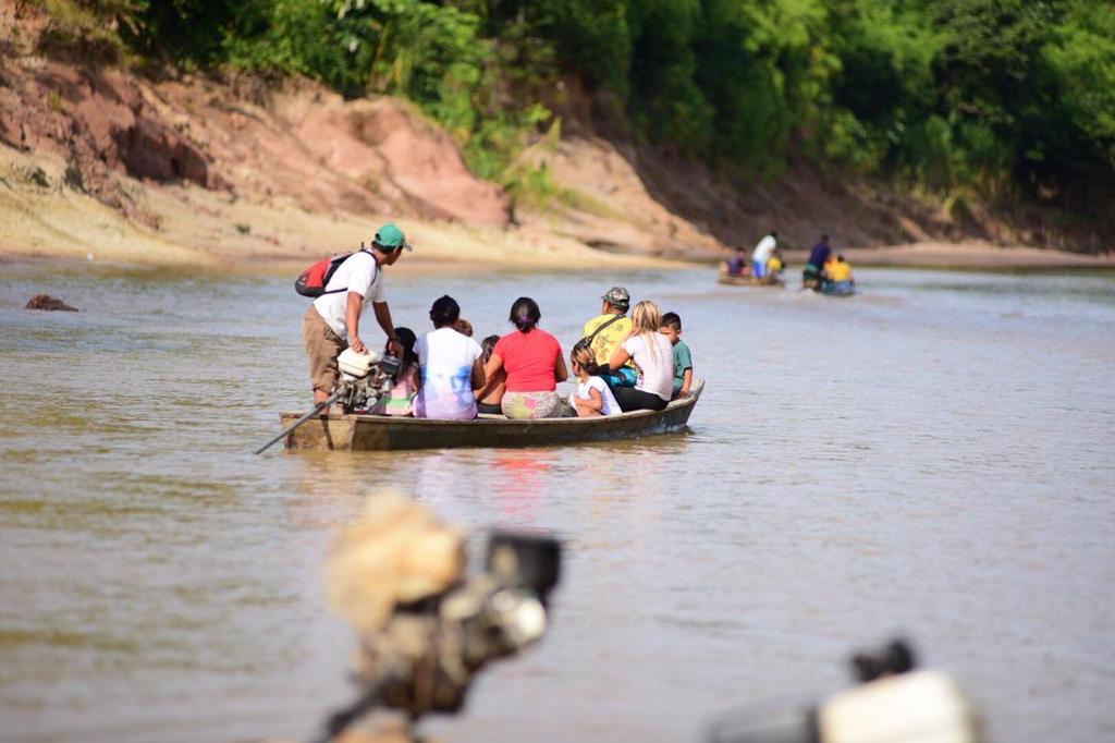 Coronavírus: Deslocamentos dos Jaminawa entre aldeias e cidades preocupam liderança, no Acre