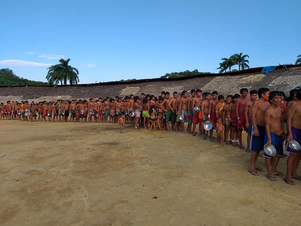 """Se coronavírus entrar nas aldeias indígenas ocorrerá genocídio em massa"", diz líder indígena Dinamam Tuxá"
