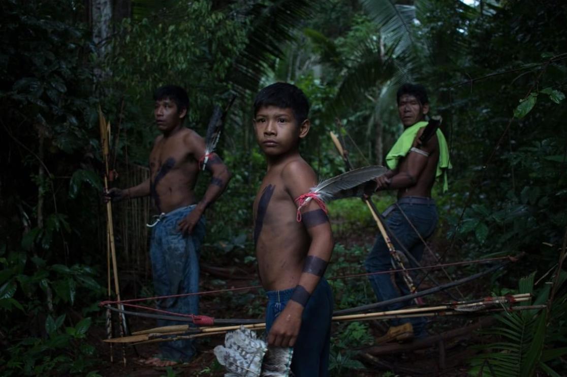 O Brasil ameaça terras indígenas