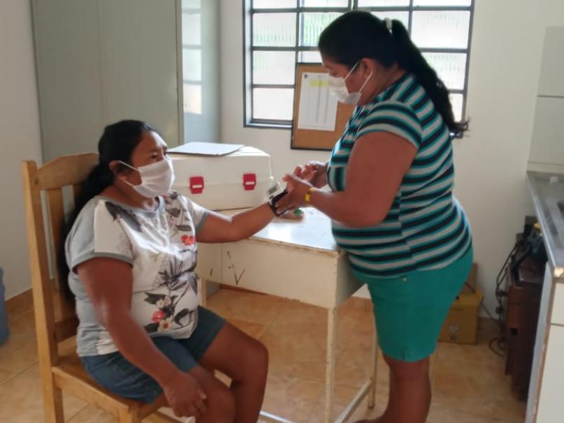 Saúde exclui terras indígenas da transmissão comunitária da Covid-19