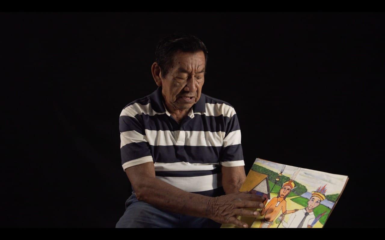 O líder do povo Desana, Feliciano Lana, morre em sua casa no Alto Rio Negro