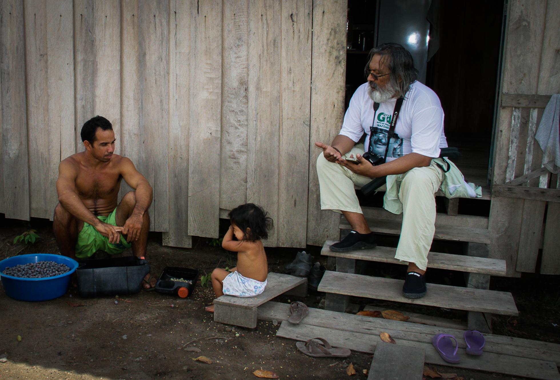 Amigos destacam o legado de luta de Rubens Gomes pelos povos da Amazônia