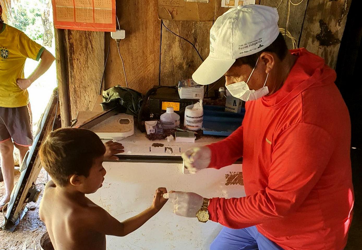 Morte por Covid-19 sobe para 4 entre os Yanomami, diz organização indígena