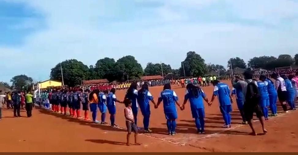 Xavantes realizaram torneio de futebol na quarentena do coronavírus