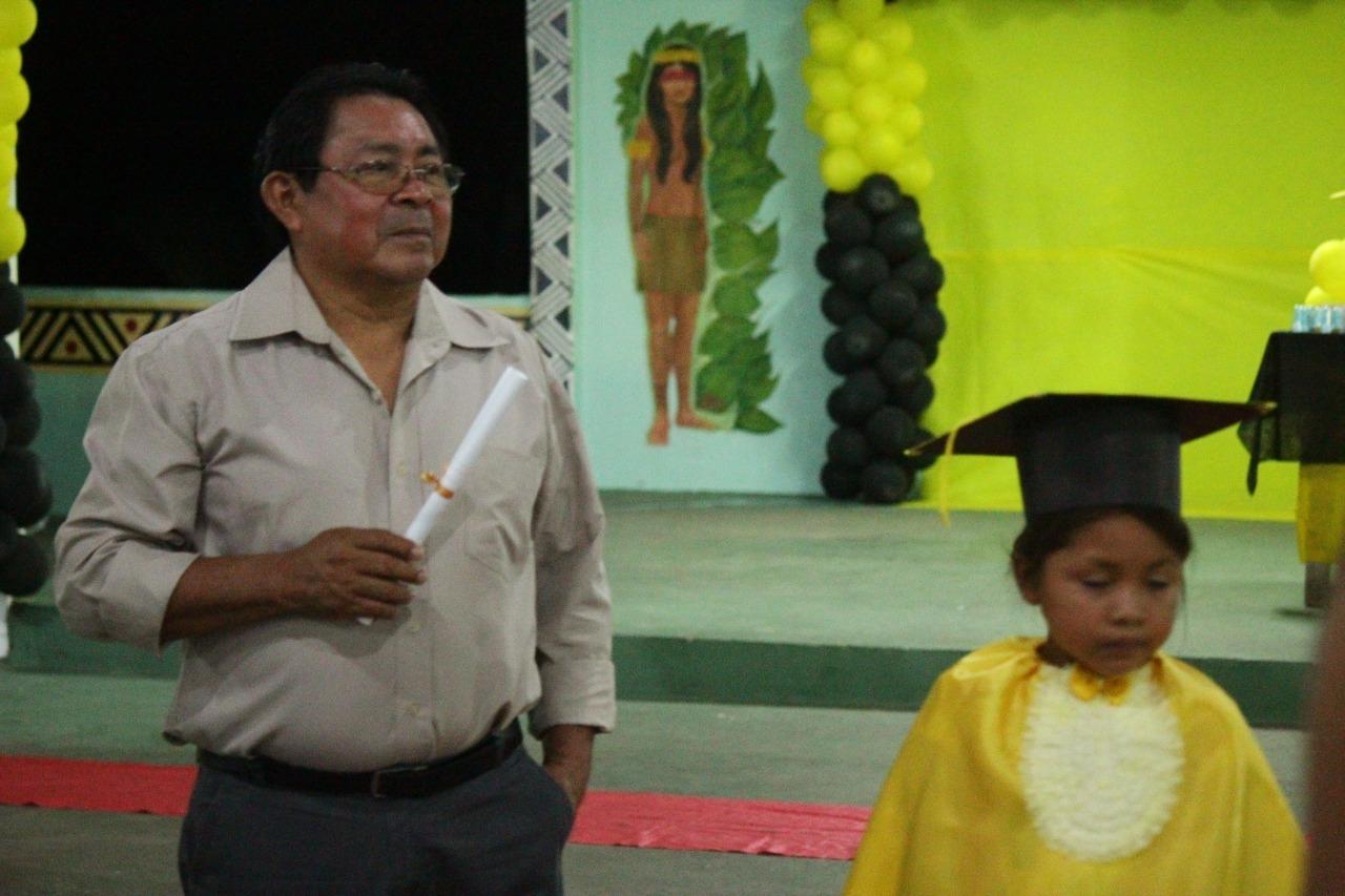 Pioneiro na educação indígena em Roraima, Fausto Mandulão, do povo Macuxi, morre vítima da Covid-19