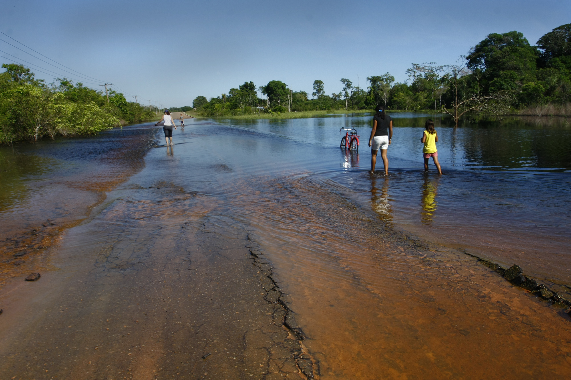 BR-319 ameaça povos indígenas 7: – A fragilidade da proteção