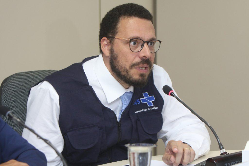 Júlio Croda (Foto de Erasmo Salomão/MS)