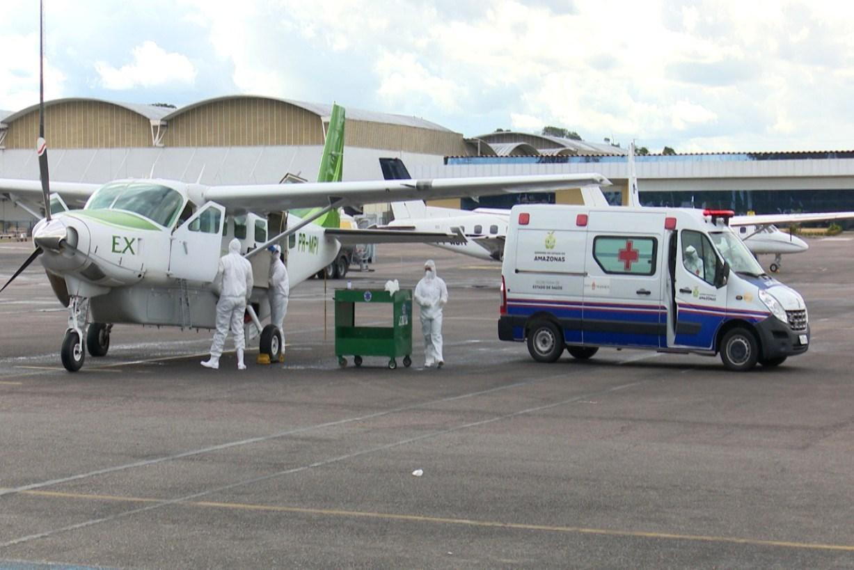 Mulher Tikuna com Covid-19 morreu após ser retirada de aeronave com pane