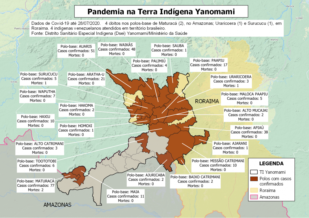 Mapa Giovanny Vera