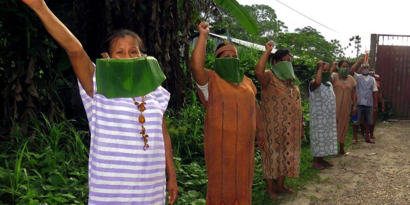 Brasil se torna ameaça para indígenas de países amazônicos