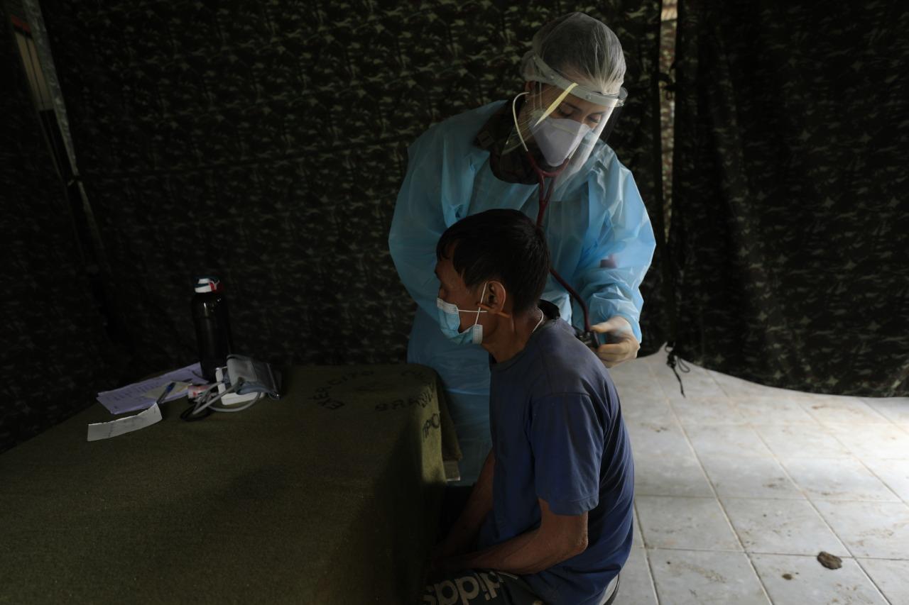 Malária potencializa risco de morte por Covid-19 entre os Yanomami