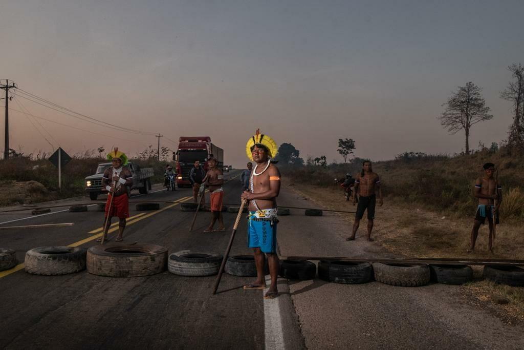 Justiça do Pará suspende concessão da BR-163