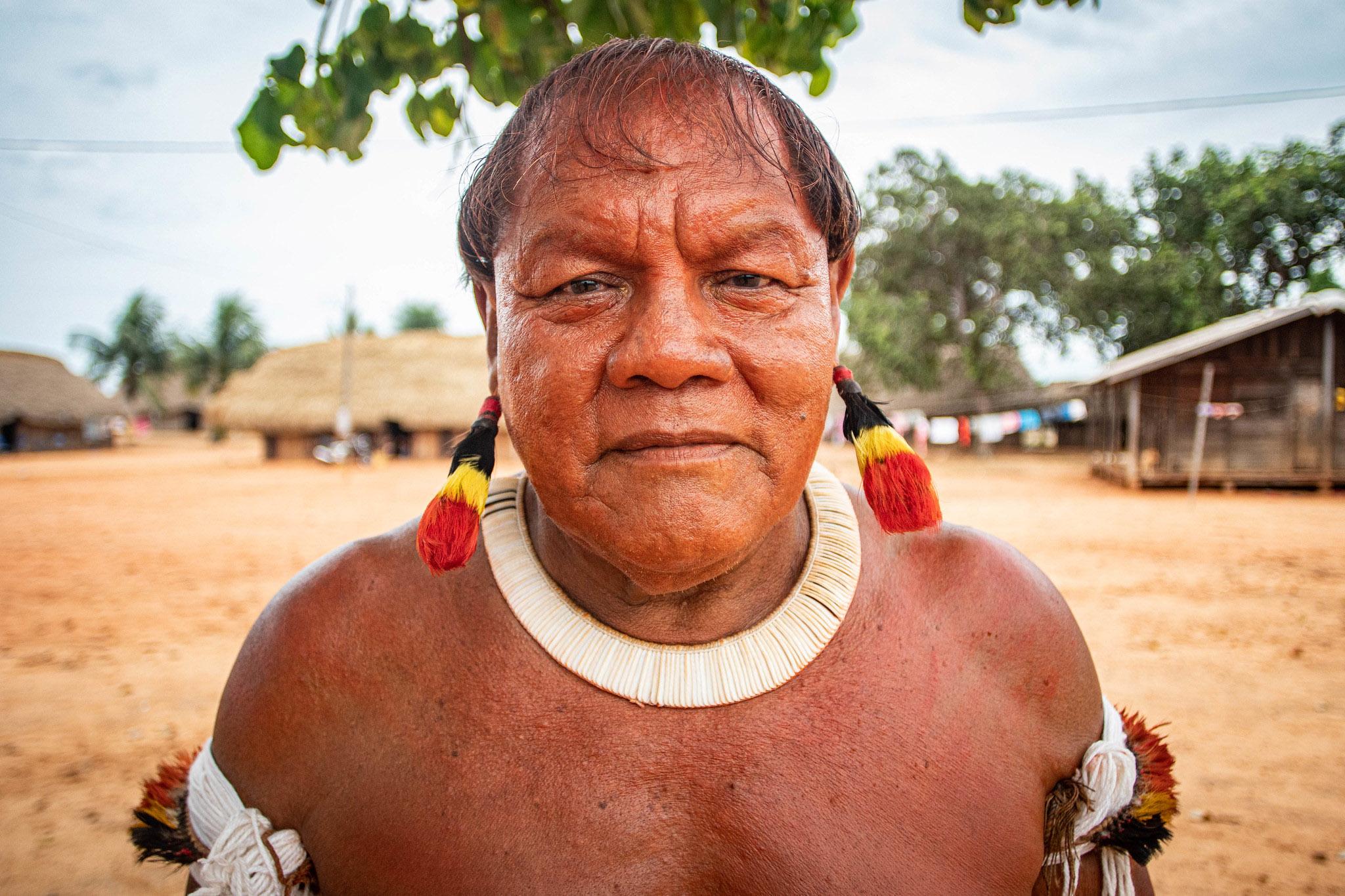 Covid-19 leva Aritana Yawalapiti, o diplomata do Alto Xingu