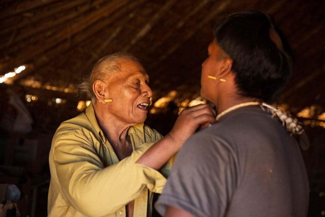 Indígenas Xavante perdem ancião histórico Cidaneri