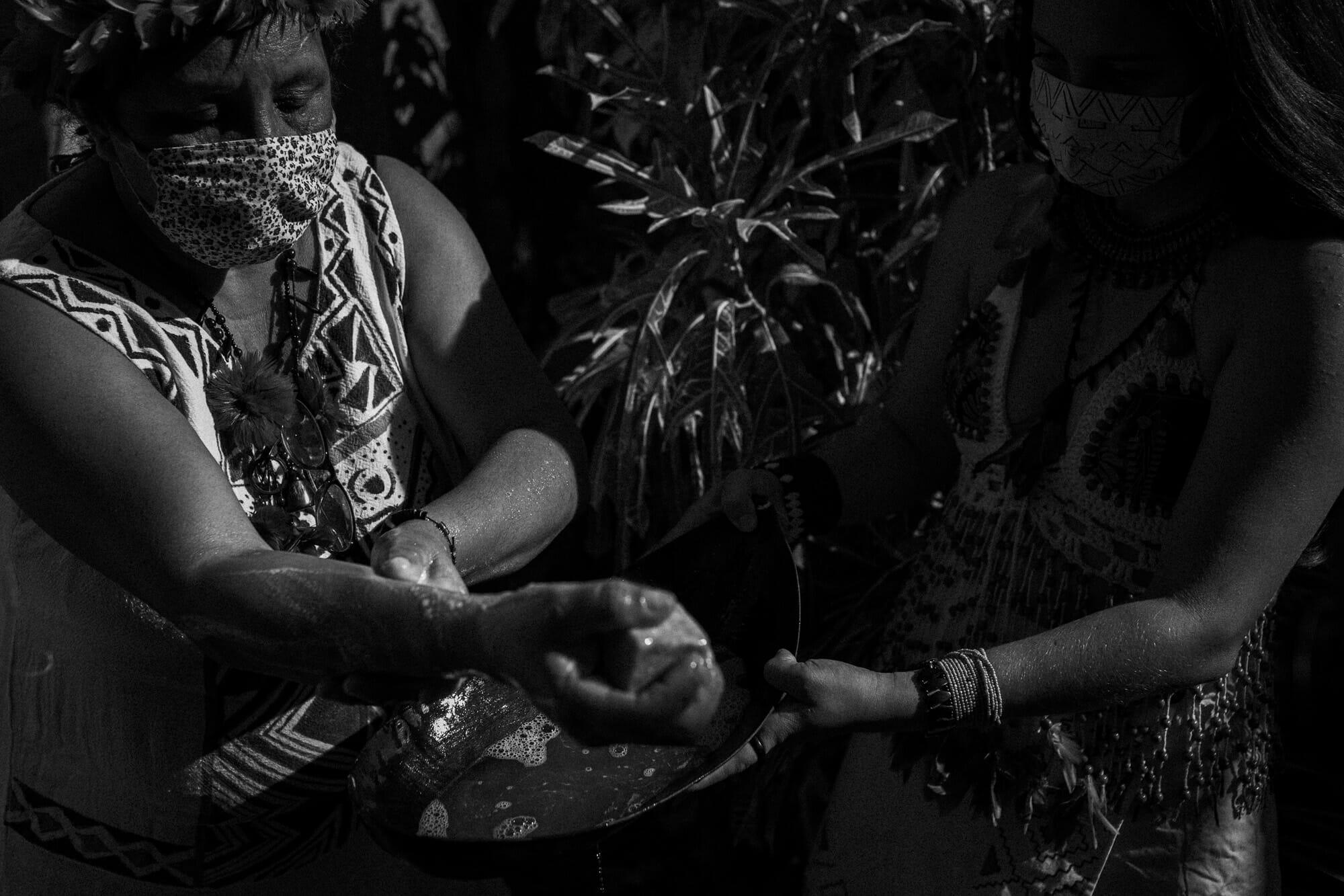A dor de contar os indígenas mortos pela Covid-19
