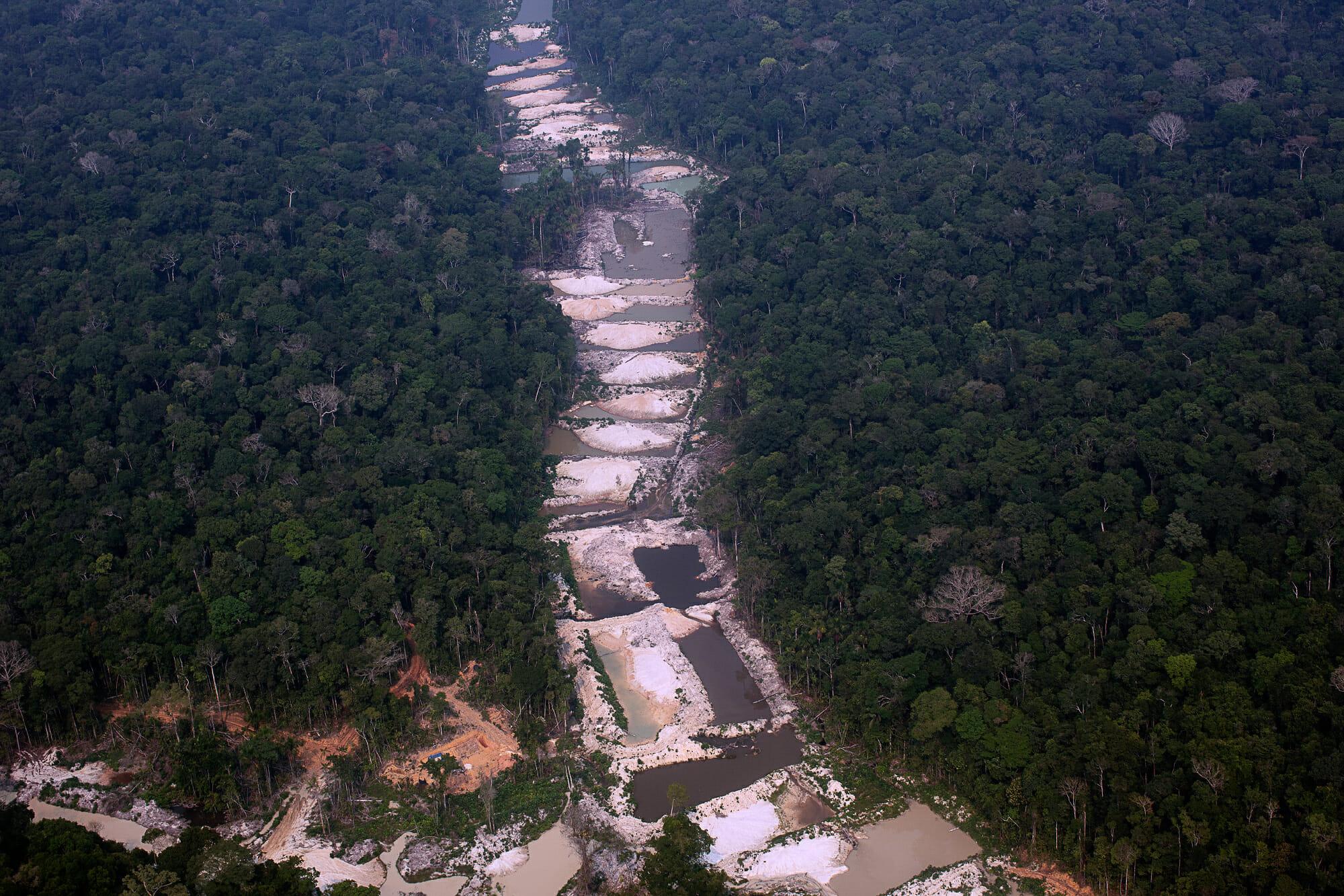 O Desmatamento da Amazônia Brasileira: 21 – Áreas protegidas e mitigação do clima
