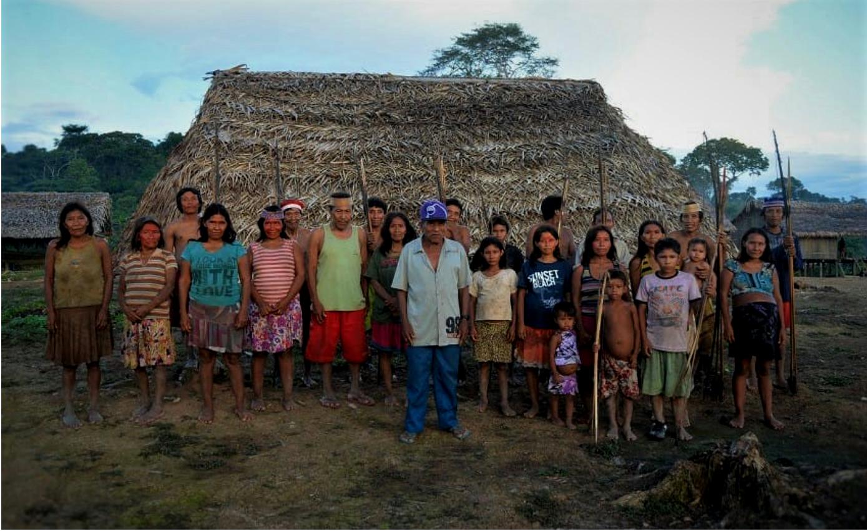 Indígenas de recente contato do Vale do Javari são contaminados pela Covid-19