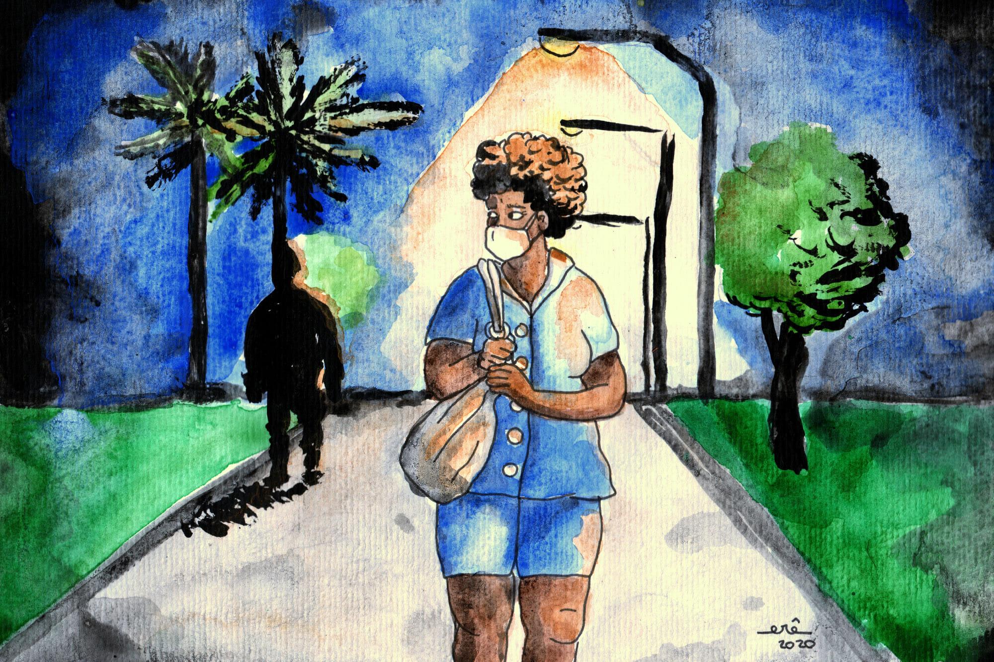 Com a flexibilização, mulheres voltam a denunciar agressores no Tocantins