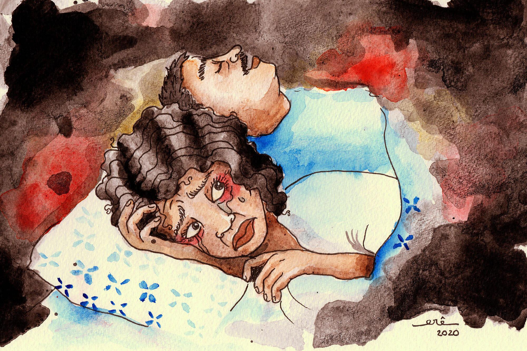 Em Roraima, governantes ignoram o tema da violência doméstica