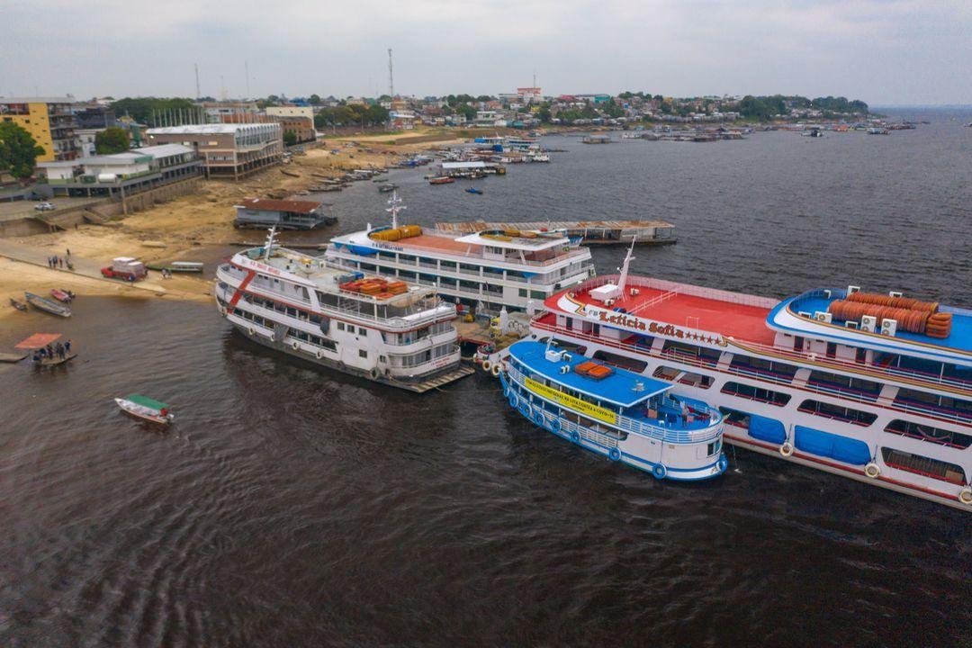 Covid-19 também entrou no Amazonas pela fronteira com a Colômbia, na região do Alto Solimões