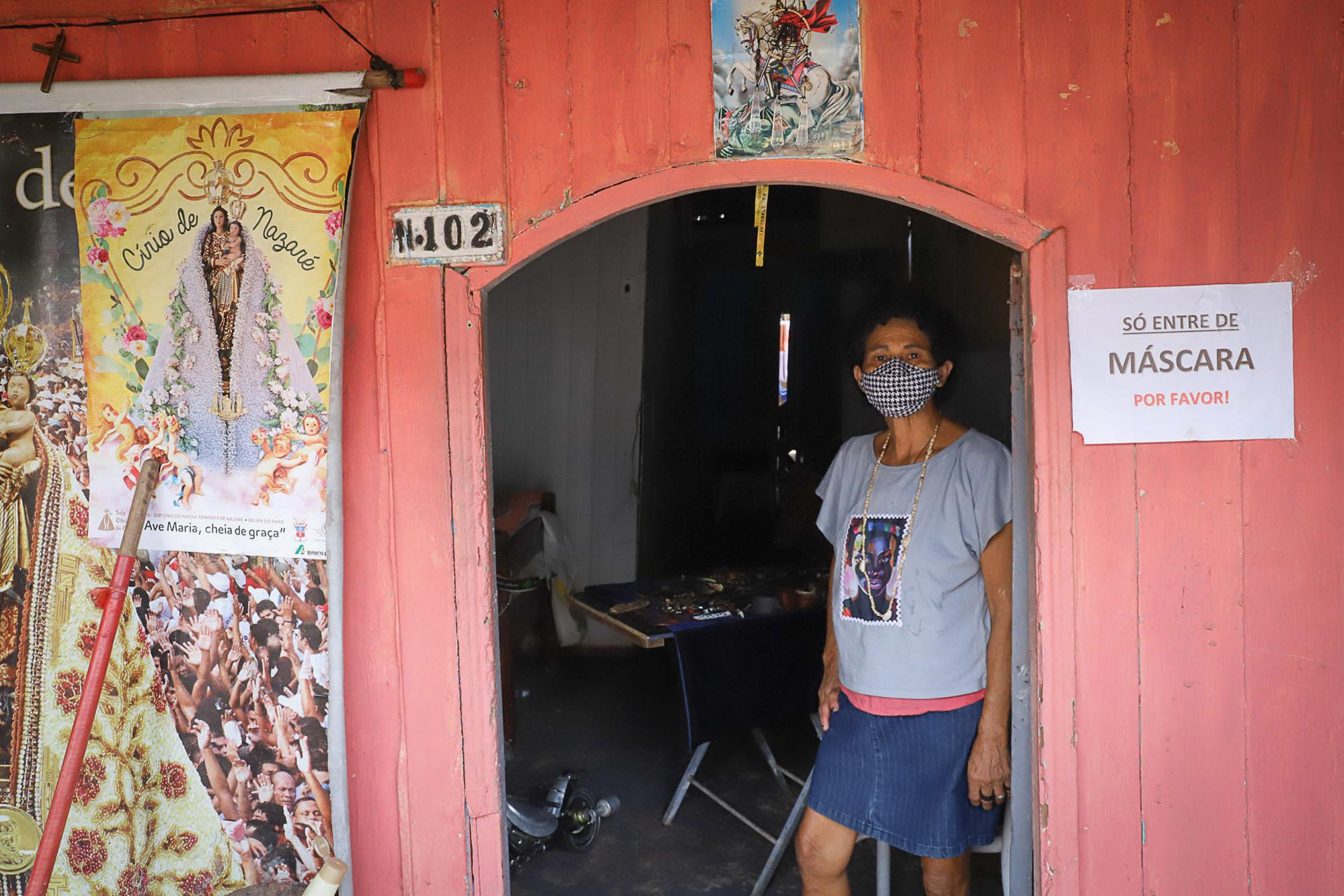 Covid-19 aumenta os desafios das mulheres chefes de família, em Belém