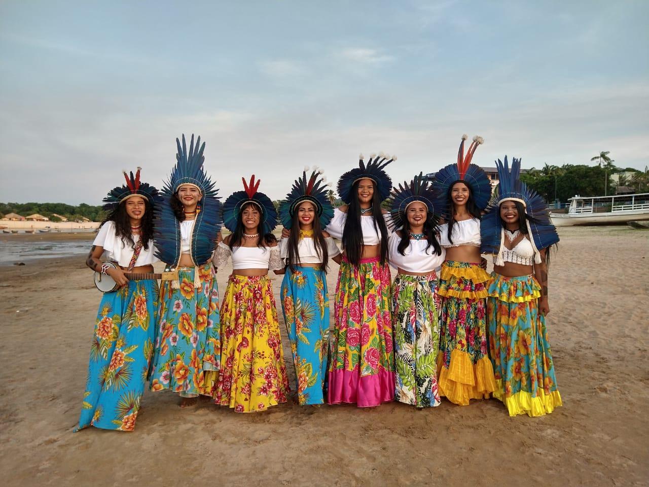 Mulheres indígenas lançam campanha contra especulação imobiliária em Alter do Chão