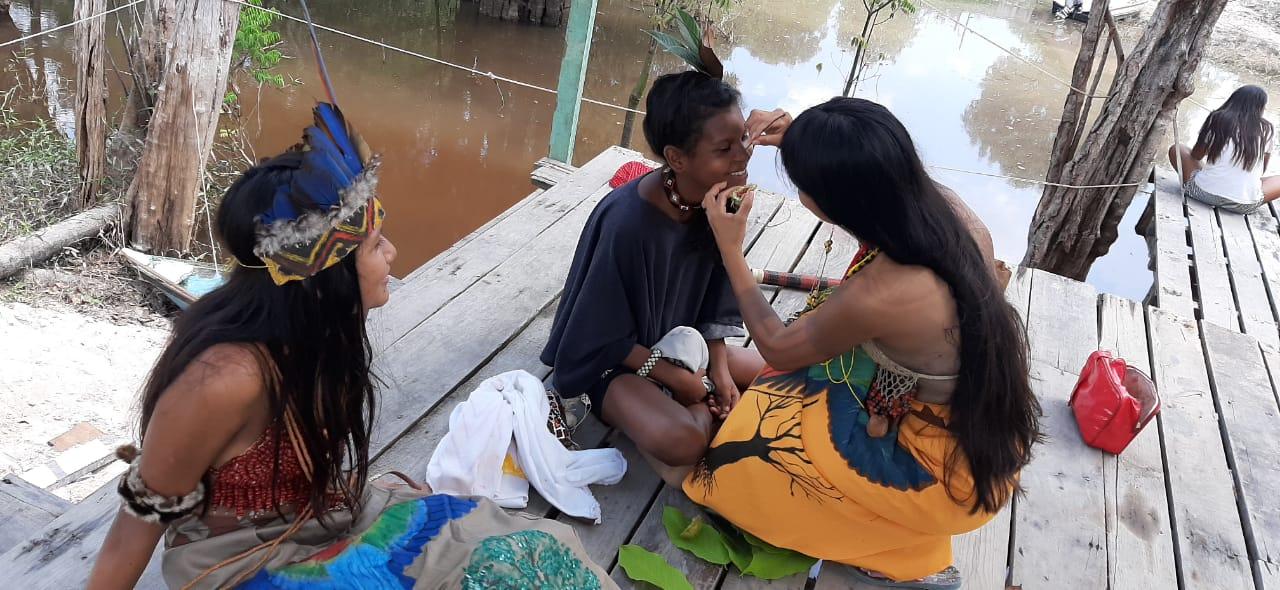 Rede Lloiji Ruarïngo, valorizando os direitos das mulheres indígenas