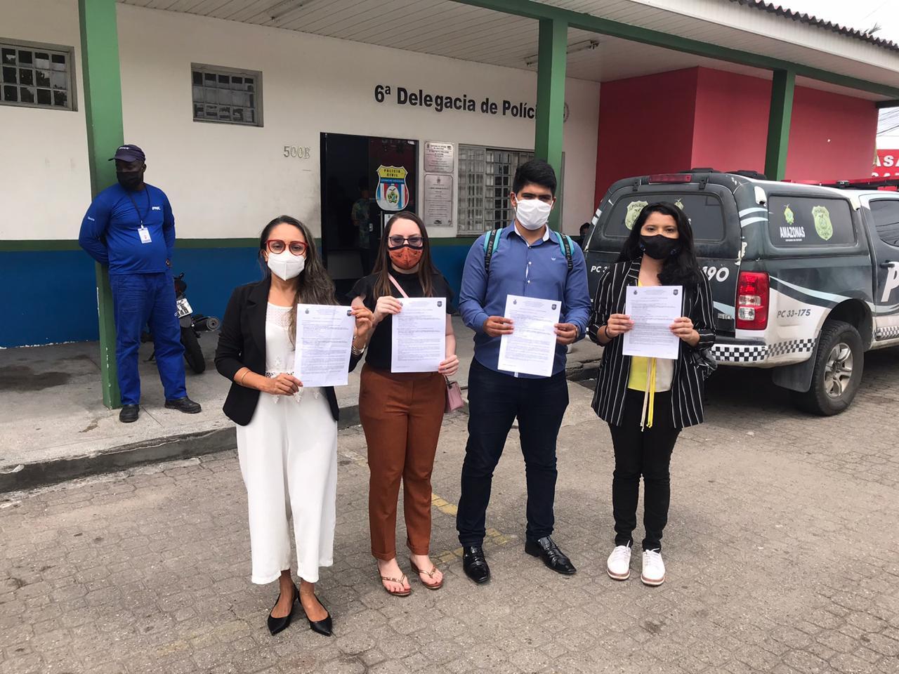 Jornalistas de Manaus relatam agressões sofridas em coletiva do governo do Amazonas