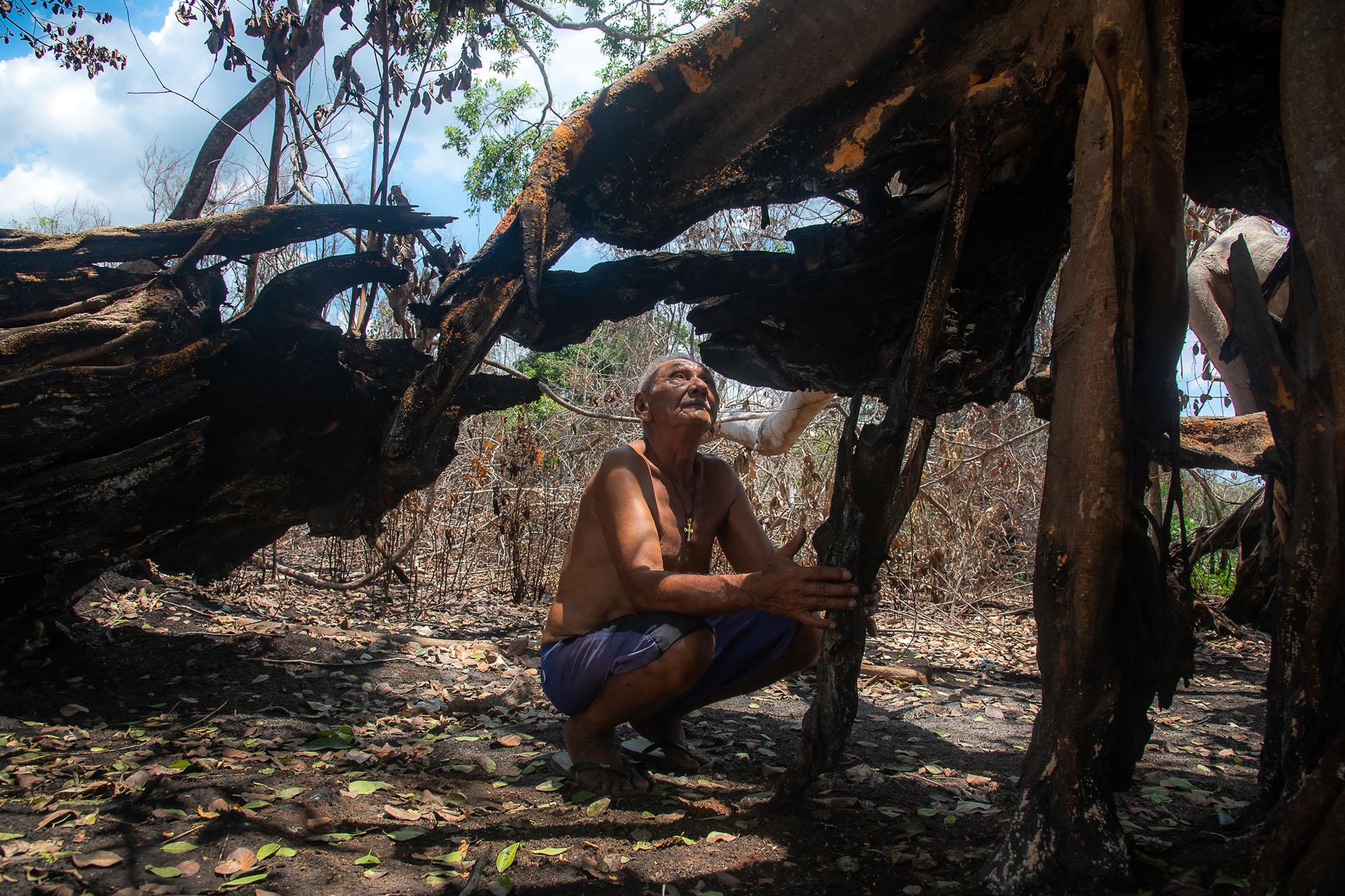 Povo Guató tenta retomar a rotina no pós-queimadas, mas o trauma e os estragos ainda são muito recentes
