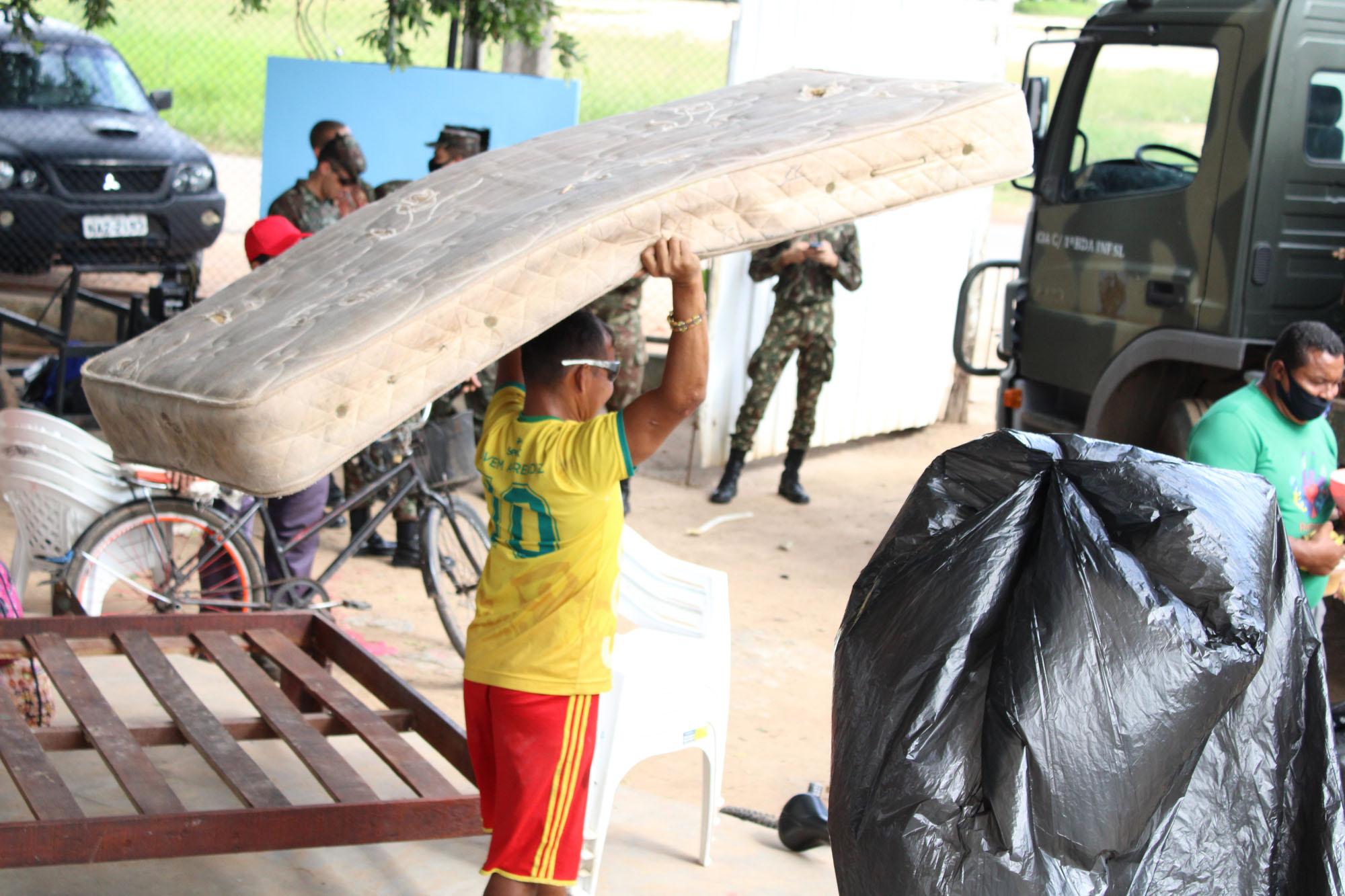 Forças Armadas desalojam indígenas venezuelanos de comunidade Ka'Ubanoko